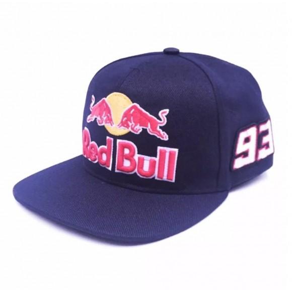 Boné Red Bull Aba Reta Azul Marinho 78e8669e9d4